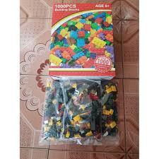 BỘ ĐỒ CHƠI XẾP HÌNH LEGO 1000 CHI TIẾT DÀNH CHO BÉ YÊU