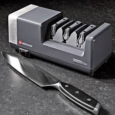 wusthof electric knife sharpener.  Electric Wsthof Chefu0027sChoice 3 Stage Electric Knife Sharpener Saved View Larger  Roll Over Image To Zoom Throughout Wusthof Sharpener L