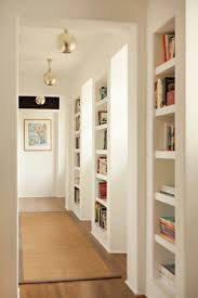recessed lighting in hallway. Lighting A Hallway. Hallway Illuminated With Golden Semi Flush Mount Ceiling : Fixtures That Recessed In