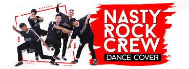 Nasty Rock Crew Dance Cover Hurr Tv