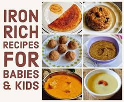 Iron Rich Foods For Babies Toddlers And Kids With Recipes