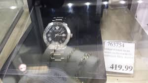 versace landmark mens at costco also if you guys can recommaend me other watches like it around 300 400 price range im looking for just classic simple watch
