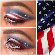 show off your patriotic side with these of july makeup ideas and tutorials at your next wedding or event
