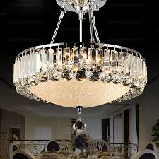 crystal drum shade unique chandeliers with dining room for awesome home drum and crystal chandelier plan