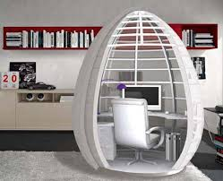 home office pods. Cocoon Yourself And Sink Into Bliss Home Office Pods