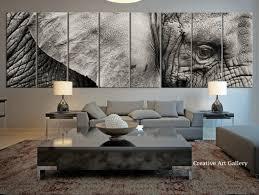 large horizontal wall art uk