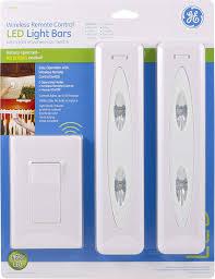 Ge Light Bar Ge Wireless Under Cabinet Lighting With Remote Lilianduval