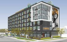 construction loans in arizona. Delighful Loans 17725000 NonRecourse Construction Financing For A 127Key  CambriaBranded Lifestyle Hotel In The Roosevelt Row Arts District Of Phoenix AZ With Loans In Arizona F