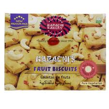 Buy Karachi Bakery Fruit Biscuits 400 Gm Online In Uae Abu Dhabi Qatar