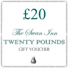 How To Make A Gift Certificate 20 Gift Voucher The Swan Inn