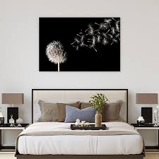 bedroom wall decor for a heavenly