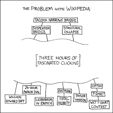 Wikipedia T Shirt 214 The Problem With Wikipedia Explain Xkcd