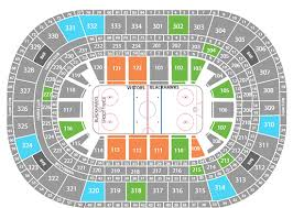 Minnesota Wild Seating Chart View Unexpected Blackhawks Tickets United Center Map Of United