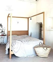 diy canopy bed frame – thaniavega.co