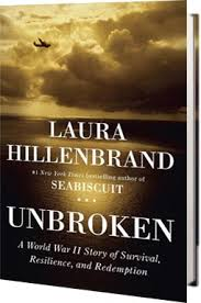 unbroken a world war ii story of survival resilience and redemption by laura hillenbrand seabiscuit
