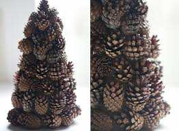 Pine Cone Holiday Projects  Maggie Mayu0027sPine Cone Christmas Tree Craft Project