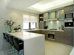 U Shaped Kitchen Designs With Style