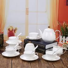 <b>Набор</b> из 15 предметов, <b>белая</b> керамическая <b>кофейная</b> чашка в ...