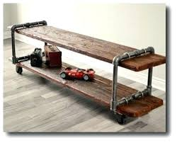 iron industrial furniture. Make Your Furniture Own Vintage Industrial Cast Iron Pipe Table Stand With Plumbing Parts And Old Wood Sales Online