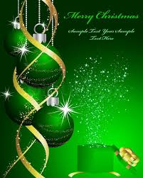 New Year Backgrounds Beautiful Vector Christmas New Year Stock Vector Colourbox