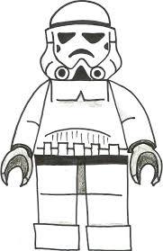 Storm Trooper Coloring Pages Printable Homelandsecuritynews