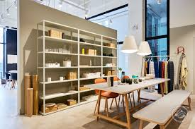 it s a shelving system in slim but le aluminum which allows you to assemble diffe pieces together the new wrong for hay lighting collection is