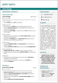 Financial Resume Examples Enchanting Finance Accounts Resume Examples And Samples