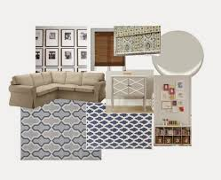 this board was for a woman looking to update her formal living room she wanted the room to fit the more laid back vibe of their lake house and i thought