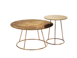 Beautiful Traditional Round Coffee Table Coffee Tables Simple Hammered Copper Coffee Table Round