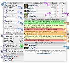 Tank Mates And Fish Community Creator Tool Check Fish