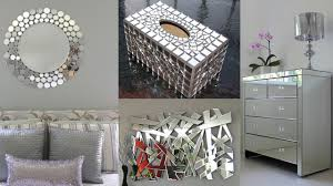 diy mirrored furniture. DIY Mirrored Furniture ROOM DECOR Easy Crafts Ideas At Home Diy A