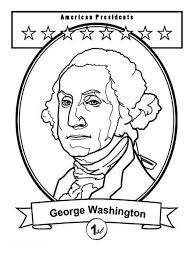 Small Picture coloring page george washington 100 images george washington