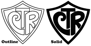 Small Picture Ctr Shield Coloring Page Clip Art Library