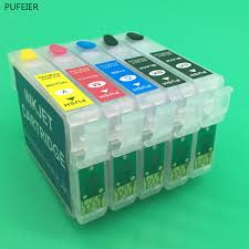 2019 <b>T1151 T1151 T1032 T1034</b> Empty Refillable Cartridge With ...