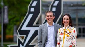 Peter J. Holt is replacing his mother as Spurs Chairman and Co-CEO -  Pounding The Rock