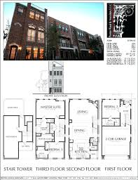 plans brownstone row house floor plans best townhouses images on duplex homes