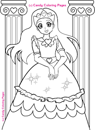 Http Colorings Co Candy Coloring Pages