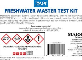 Api Freshwater Aquarium Master Test Kit 800 Count