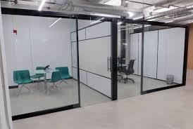 glass wall office flex glass partition walls