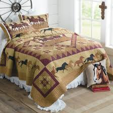 Country Quilt Set & Horse Country Quilt Set Adamdwight.com