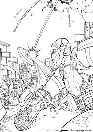 Small Picture Captain America Civil War 10 Coloring Pages Printable
