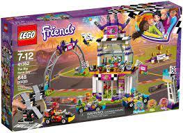 Nơi bán Đồ chơi lắp ráp Lego Friends 41352 - Trường Đua Xe Heartlake giá rẻ  nhất tháng 05/2021