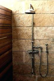 outside shower faucet beautiful outside shower fixtures contemporary the best bathroom outdoor shower plumbing ideas fixtures outside shower faucet