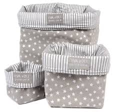 Decorative Fabric Storage Boxes fabric storage bins three sizes easy to make from old tea towels 17