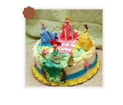 Disney Princess Cake At Rs 3750 Number Theme Cake Id 16893652848