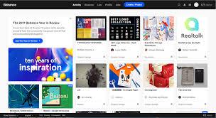 Top 10 Free Online Portfolio Websites To Create Perfect Ux Ui Design