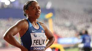 Olympian Allyson Felix Broke a Record ...
