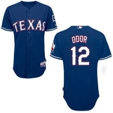 Odor Texas Rangers Odor Jersey Jersey