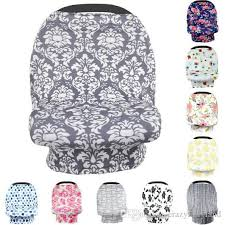 baby car seat cover stretchy canopy