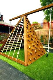 rock climbing wall our pick of best walls including ones suitable for kids childrens backyard bedroom